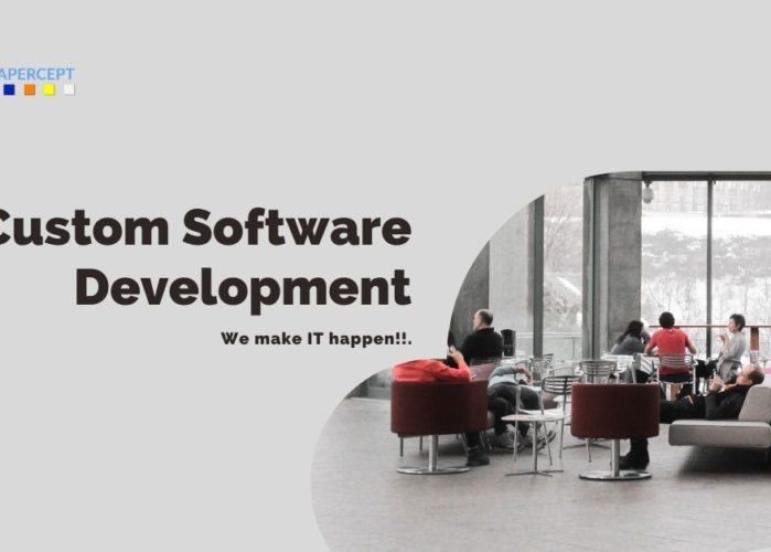 In demand: The Custom Software Development